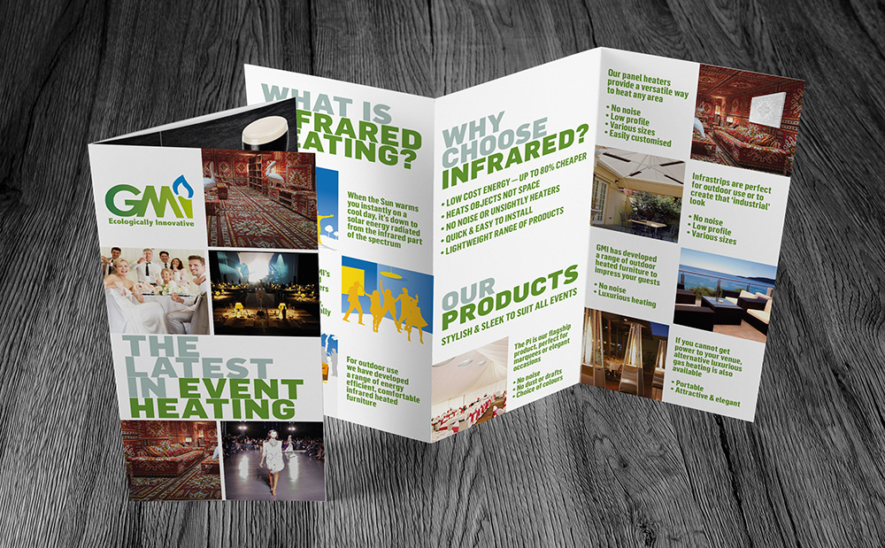 print and brochures